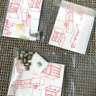 Palaset Vintage Modular Storage Cube Set