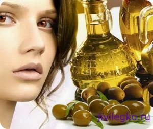 оливковое масло для роста волос