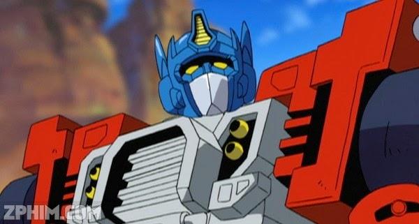 Ảnh trong phim Siêu Người Máy Biến Hình - Transformers: Energon 1