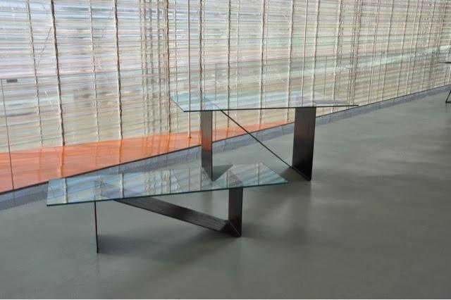 Fernando p s enz escultor muebles de dise o en hierro y for Diseno de muebles de hierro