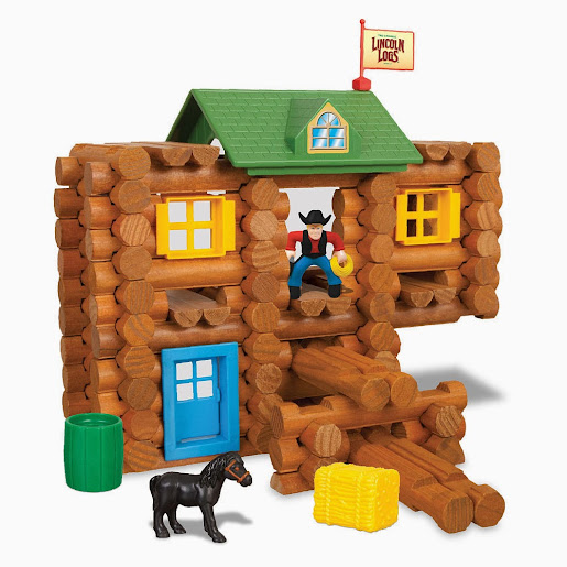 Lincoln Logs Redfield Ranch Set - a Toys 'R Us Exclusive