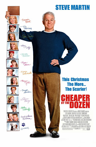 Cheaper by the Dozen - Nhà có tá con