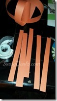 Manualidades halloween con tubo de higienico