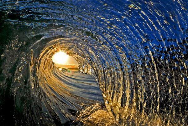 Όμορφα κύματα