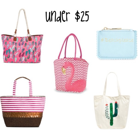 Marvelous in the Midwest: Affordable and Splurge- Worthy Beach Bags...