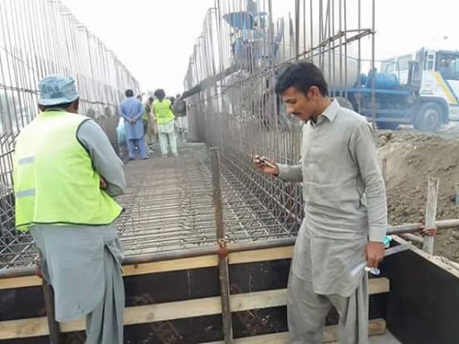 Sukkur Multan Motorway Underconstruction As CPEC