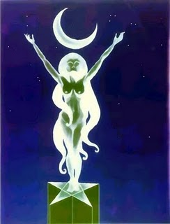 The Maiden Goddess Aspect Of Freedom, Gods And Goddesses 7