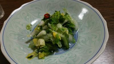 箸休め / 赤れんが食堂(喜多方市)