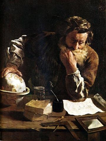 Domenico Fetti (1588-1623) Arquimedes