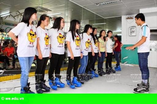 Hình 4: Trượt băng nghệ thuật Việt Nam Funclub - điểm đến thú vị của giới trẻ