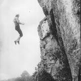 04.1973г. Красный камень. Наташа Лотарева.