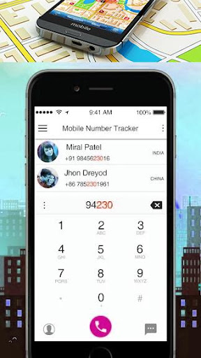 Mobile Number Location Tracking App screenshot 4
