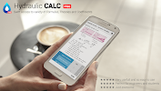 Hydraulic CALC pro app for Android screenshot