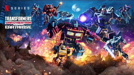 Transformers War for Cybertron Earthrise S01 Dual Audio