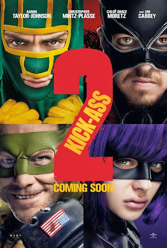 [Torrent] Kick- Ass 2 720p & 1080p + Legendas By Shyuriful
