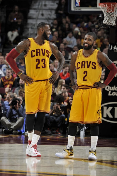LBJ Brings Back Nike LeBron 10 But Only For One Quarter in Win vs Mavs