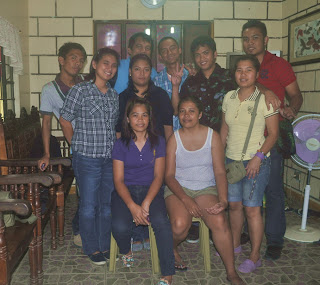 Sherilyn Pagulayan's Residence - March 17 Fairview, Quezon City