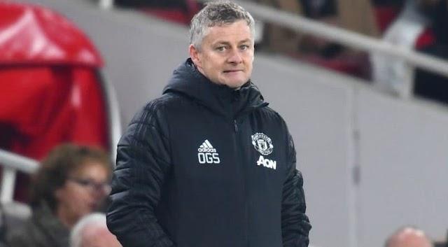 Solskjaer Names Players That Will Miss Tottenham, Man Utd Clash