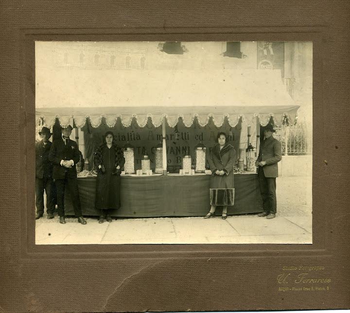1928 - machetta