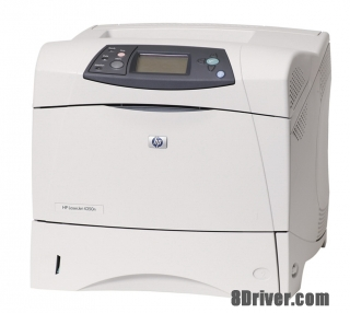get driver HP LaserJet 4350tn Printer