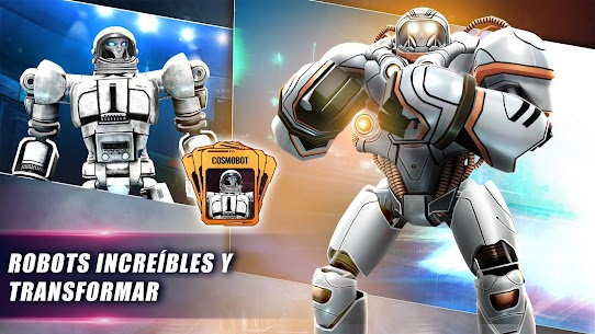 Real Steel World Robot Boxing (MOD) 5