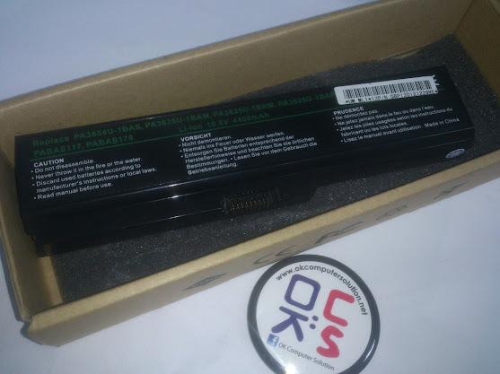 Battery bateri for Toshiba Satellite L203 L205 L300 L305 L455
