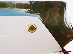 Lotus Badge on Ford Cortina