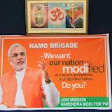 NaMo Brigade Launch - July 14, 2013