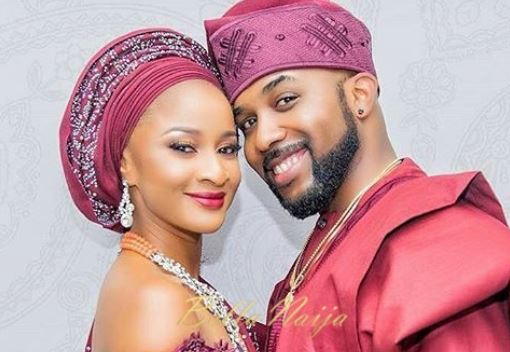 Adesua Clears Air On Banky W Allegedly Receiving N57m From Buhari