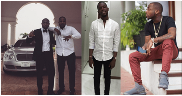 Another Friend Of Davido, Dj Olu Found Dead In His Car (Photos)
