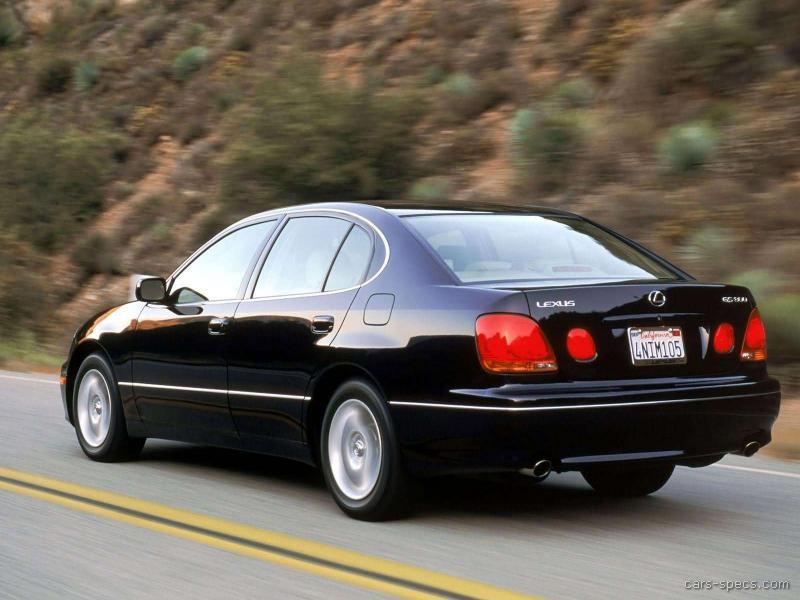 2001 lexus gs 430 sedan specifications pictures prices. Black Bedroom Furniture Sets. Home Design Ideas