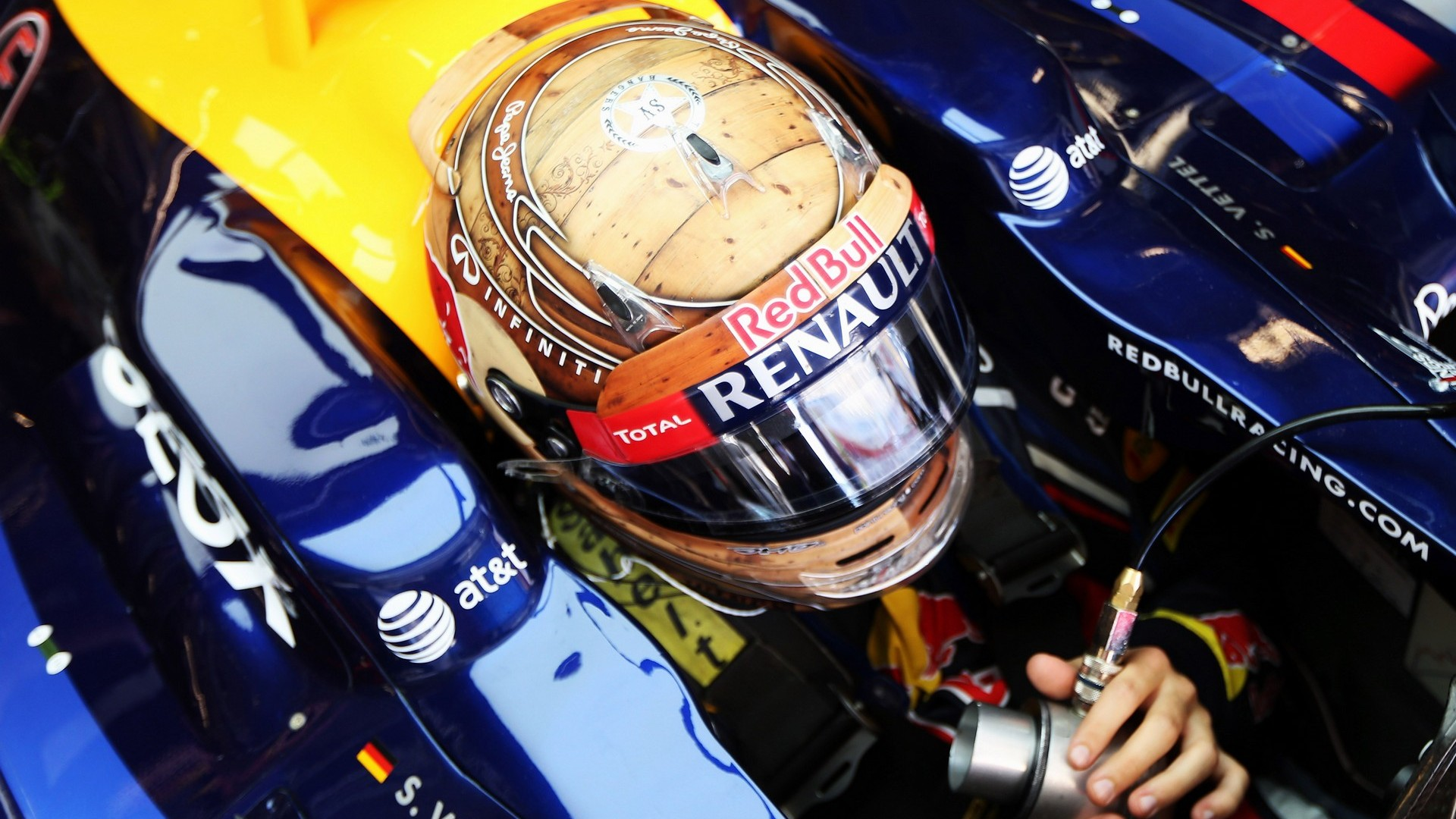 HD Wallpapers 2012 Formula 1 Grand Prix Of The United