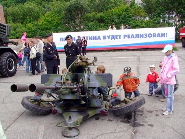 Российские священники освятили размещенные в оккупированном Крыму комплексы ПВО С-400 армии РФ - Цензор.НЕТ 5839