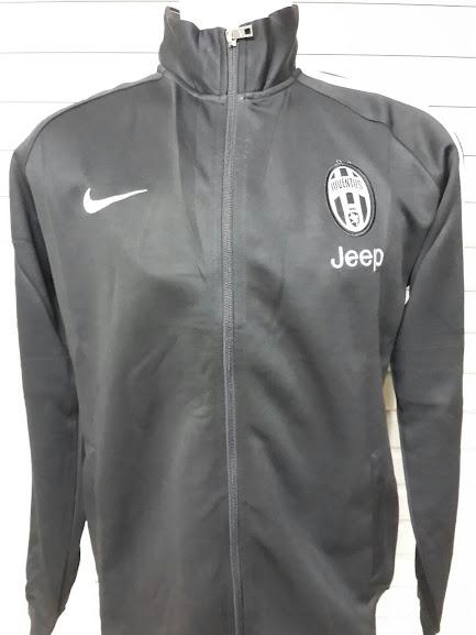 Jaket Juventus Hitam 2014-2015