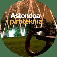 Página web Astondoa Piroteknia