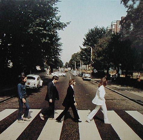 Foto 1 da sessão em Abbey Road