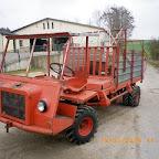 Rapid Cargotrac Kombinierter Ladewagen und Miststreuer (Allrad)