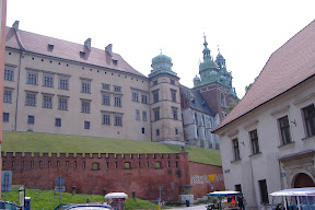 "The castle from the ""front""."