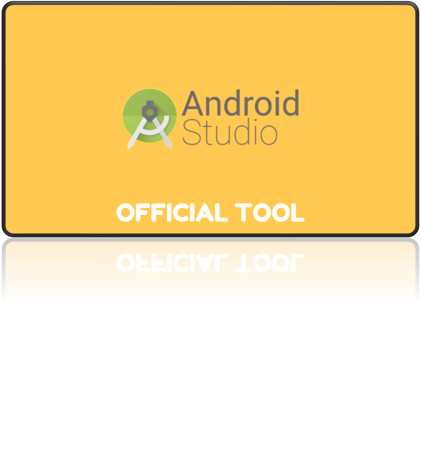 android studio - official development tool
