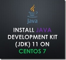 Install Java JDK 11 from RPM/TAR on CentOS 7