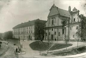 Львовский костел Святого Николая