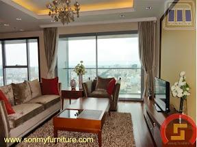 Mẫu nội thất  căn hộ SMF696