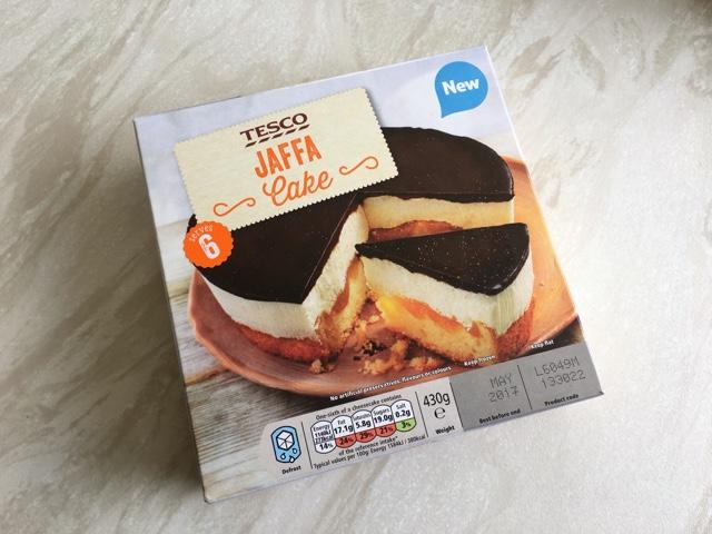 Vegan Gluten Free Jaffa Cake