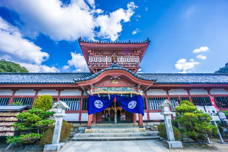 伊佐爾波神社1