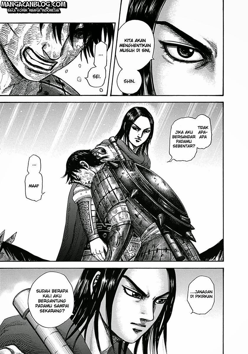 Kingdom Chapter 329