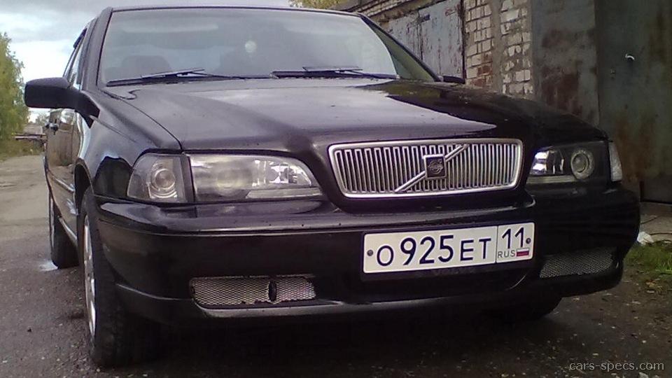 1998 Volvo S70 Sedan Specifications, Pictures, Prices