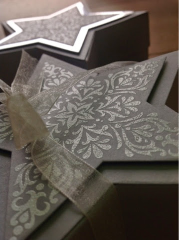 Stampin up Eblouissants de joie