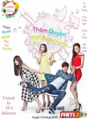 Phim Nhật Ký Trọ Chung Thâm Quyến - ShenZhen (2014)