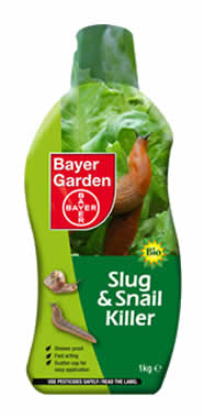 Bayer - slug and snail killer