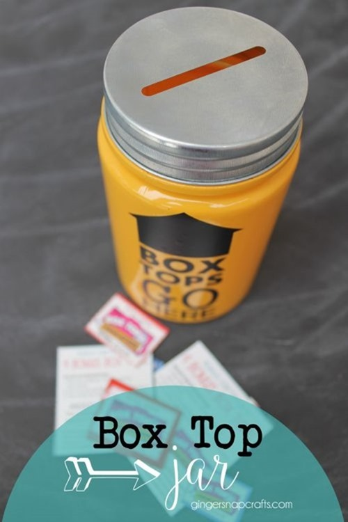 box top jar